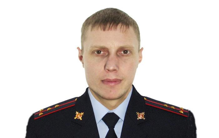 Лейтенант милиции  Антон Куликов стал победителем первого этапа конкурса «Народный участковый-2017»