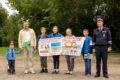 Акции ГИБДД к 1 сентября: «Мы за детскую безопасность на дороге»