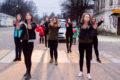 Макарьевцы в День памяти жертв ДТП провели флешмоб